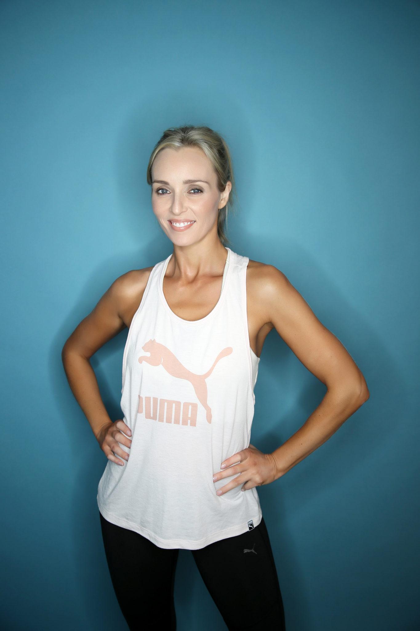 PUMA Ambassadors Siobhan Byrne training tips
