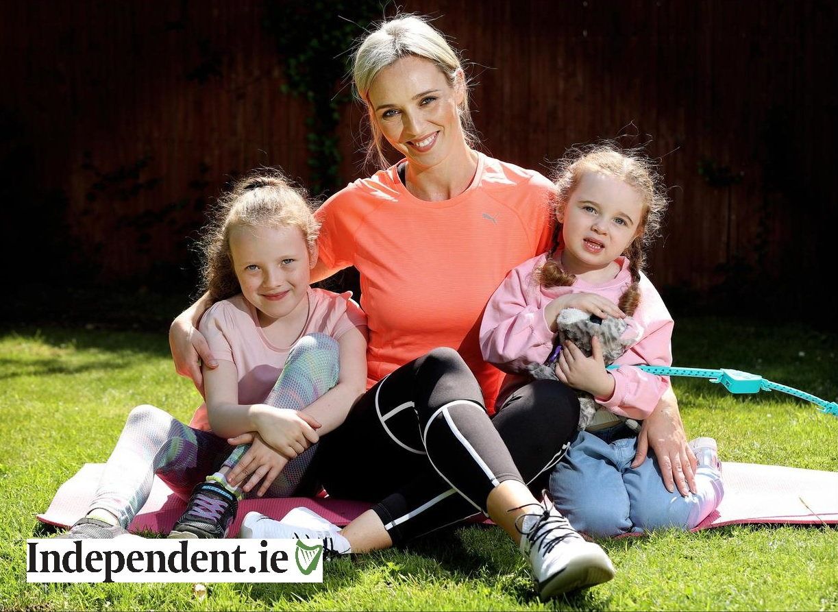 Siobhan Byrne: Five ways to exercise with your kids this summer